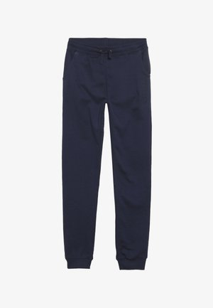 JUNIOR UNISEX ACTIVE PANTS - Verryttelyhousut - deck blue