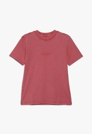 JUNIOR UNISEX OVERSIZE  - Basic T-shirt - salmon