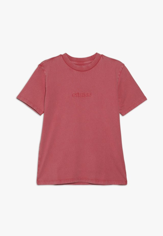 JUNIOR UNISEX OVERSIZE  - T-shirt basic - salmon