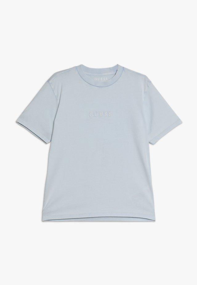 JUNIOR UNISEX OVERSIZE  - T-shirt basic - starlight blue