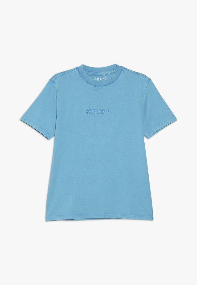 JUNIOR UNISEX OVERSIZE  - T-shirt basic - cerulean paradise