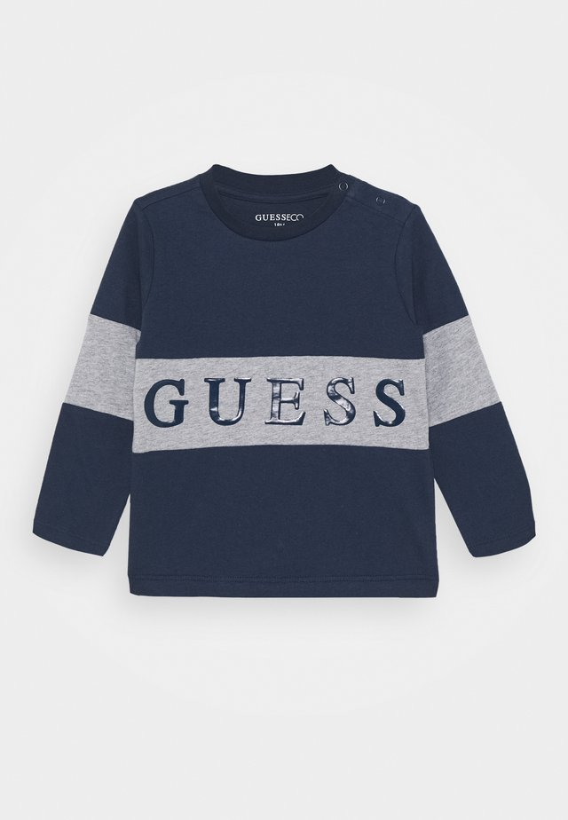 BABY - Long sleeved top - deck blue