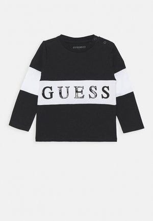 BABY - Long sleeved top - jet black
