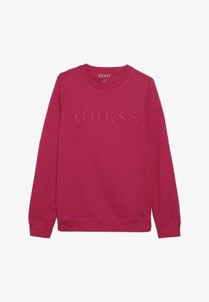 JUNIOR UNISEX ACTIVE  - Sweatshirt - rouge/shocking pink