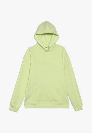 JUNIOR UNISEX HOODED ACTIVE  - Huppari - vert/lime squeeze