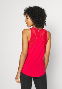 Guess - TANK TOP - Top - red - 2