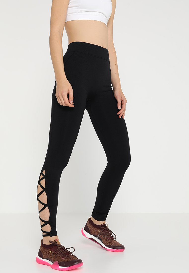 Guess - Collant - jet black/frost