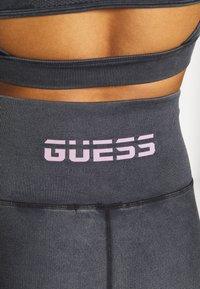 Guess - SEAMLESS LEGGING - Tights - black - 3