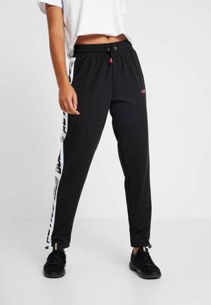 LONG PANT - Pantaloni sportivi - black
