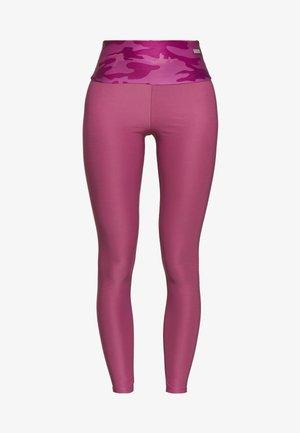 LEGGINGS - Legginsy - pink