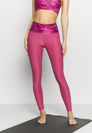 LEGGINGS - Medias - pink