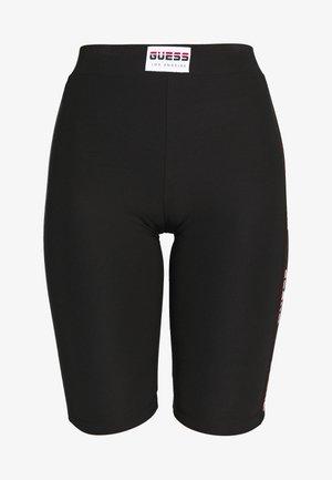 BIKE SHORT - Tights - black