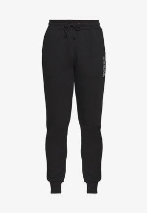 LONG PANT - Pantalon de survêtement - jet black