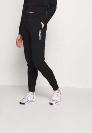 LONG PANT - Trainingsbroek - jet black