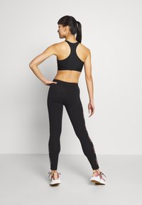 Guess - LEGGINGS - Punčochy - jet black - 2