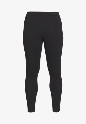 LEGGINGS - Medias - jet black