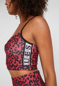 Guess - ACTIVE BRA - Sport BH - black - 4