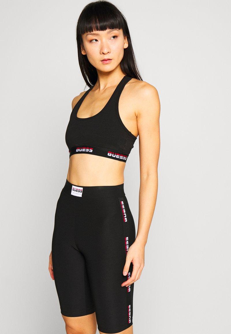 Guess - ACTIVE BRA - Sports bra - black