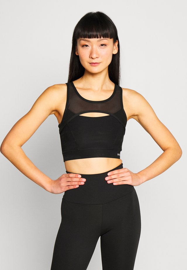 ACTIVE BRA - Sports bra - black