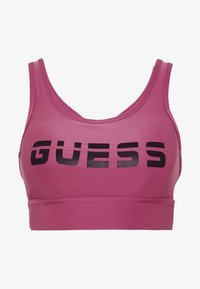 Guess - ACTIVE BRA - Sujetador deportivo - purple blush - 4