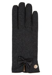 Guess - GLOVES - Handschoenen - black - 2
