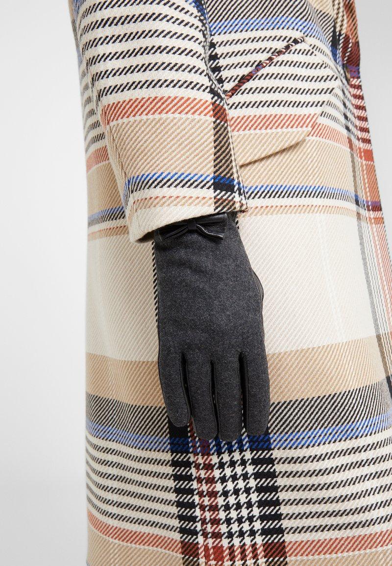 Guess - GLOVES - Handschoenen - black