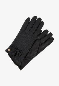 Guess - GLOVES - Handschoenen - black - 1