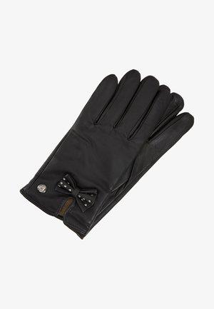 NOT COORDINATED GLOVES - Rękawiczki pięciopalcowe - black