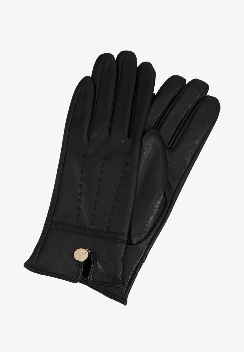 Guess - NOT COORDINATED GLOVES - Gloves - black
