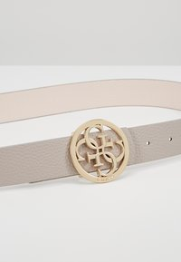 Guess - BOBBI BELT - Belt - taupe/cameo - 5