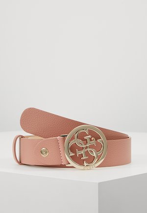 ALMA ADJUSTABLE BELT - Ceinture - rosewood