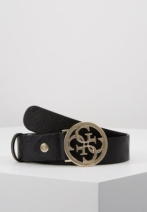 PEONY CLASSIC ADJUSTABLE BELT - Gürtel - black