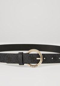 Guess - VIKKY ADJUSTABLE PANT BELT - Belt - coal - 4