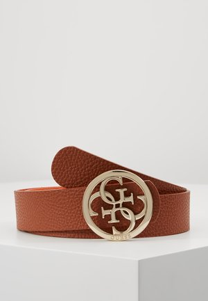 BOBBI REV NOT ADJUST PANT BELT - Gürtel - cognac/spice