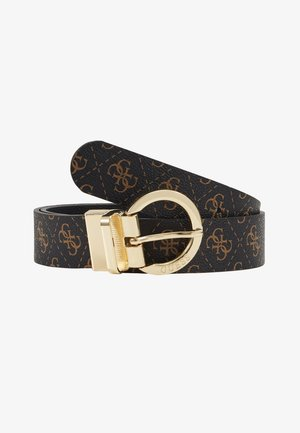 ESME ADJUSTBLE PANT BELT - Belt - brown