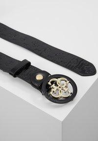 Guess - ADJUSTABLE PANT BELT - Belt - black - 2