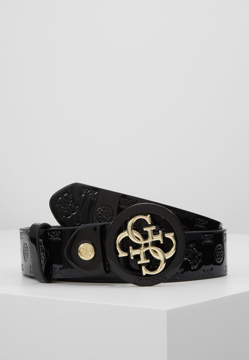 Guess - ADJUSTABLE PANT BELT - Belt - black