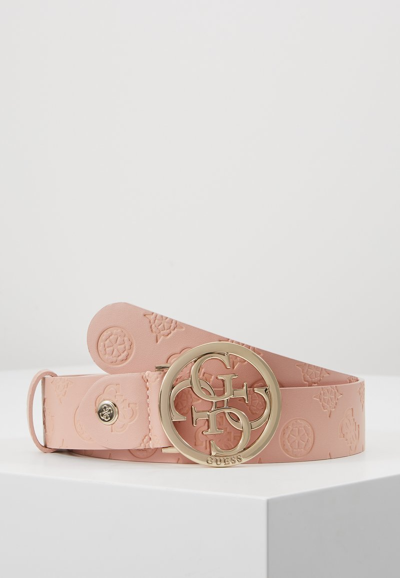 Guess - ILENIA ADJUSTABLE PANT BELT - Belt - peach