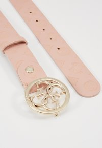 Guess - ILENIA ADJUSTABLE PANT BELT - Belt - peach - 2