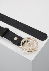 Guess - ILENIA ADJUSTABLE PANT BELT - Belte - black - 2