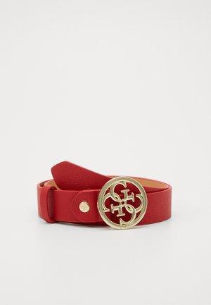 ADJUSTABLE  - Pásek - red