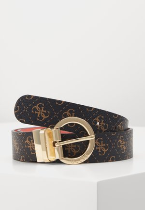 CAMY REVERSIBLE PANT BELT - Ceinture - brown