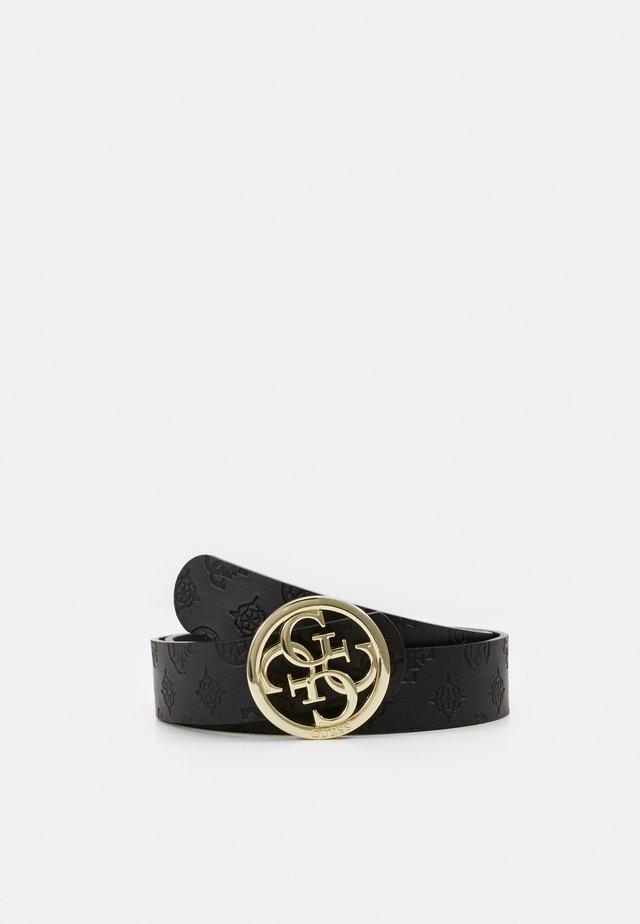 EMILIA - Belt - black