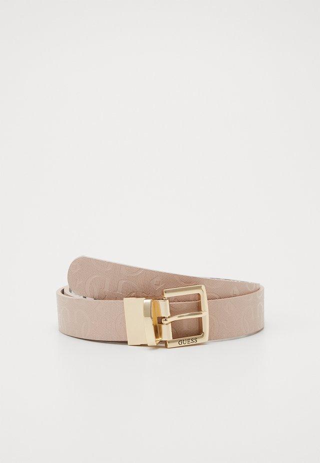 CHIC SHINE PANT BELT - Belt - blush