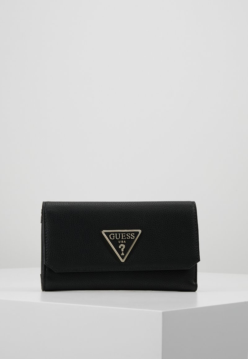 Guess - ANALISE POCKET TRIFOLD - Portefeuille - black