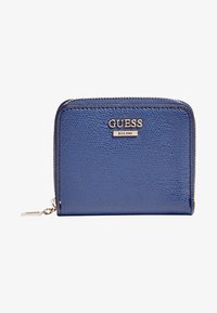 Guess - OPEN ROAD AROUND - Portefeuille - blue - 0