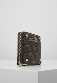Guess - ALINE  - Portefeuille - brown/multi - 4