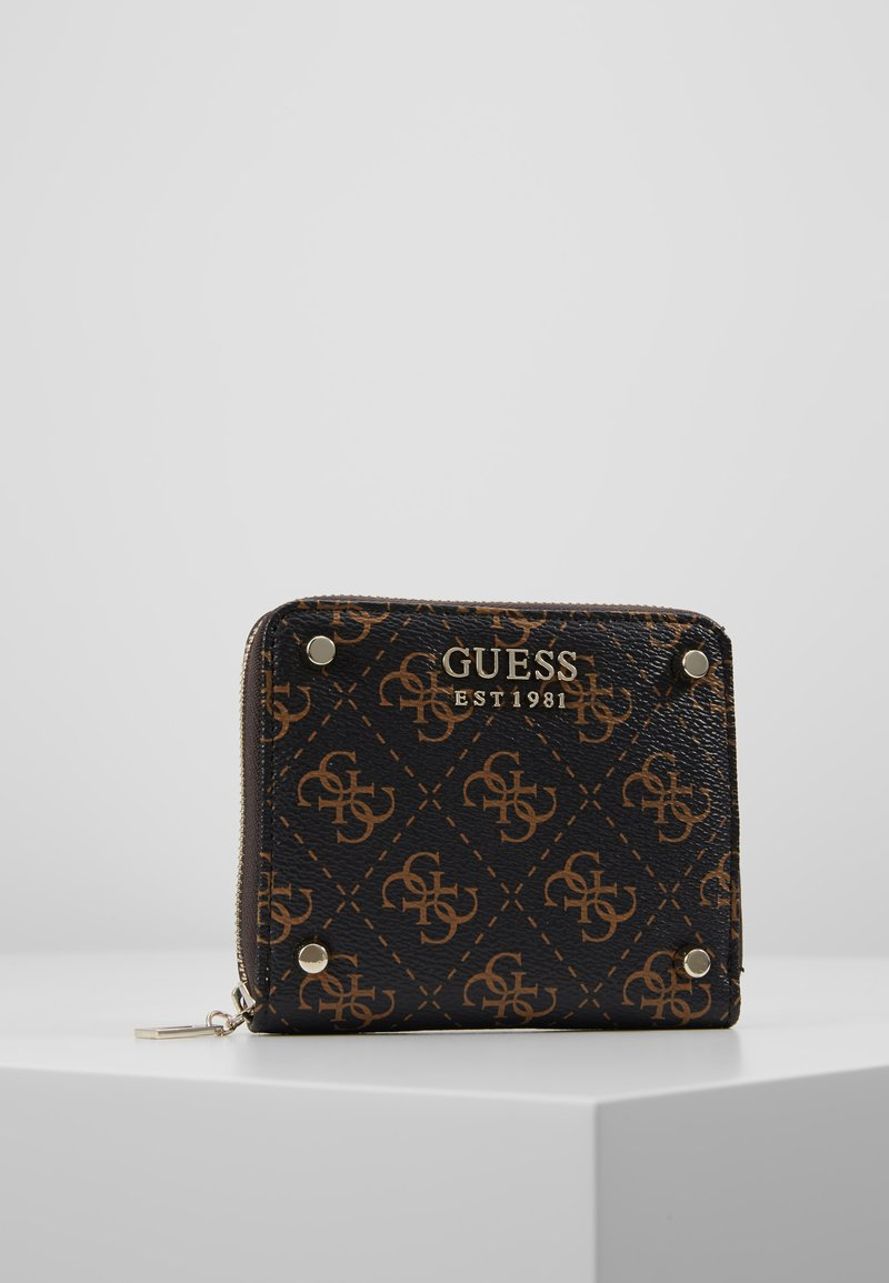 Guess - ALINE  - Portefeuille - brown/multi