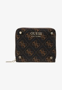 Guess - ALINE  - Portefeuille - brown/multi - 1