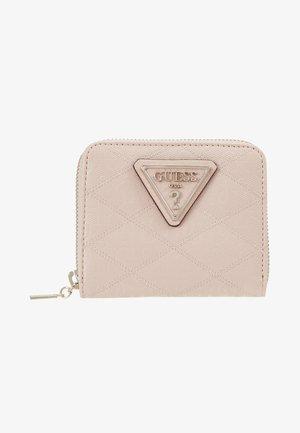ASTRID SMALL ZIP AROUND - Peněženka - blush